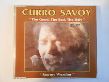 CURRO SAVOY : THE GOOD THE BAD, THE UGLY (Morricone) [ CD-MAXI PORT GRATUIT ]