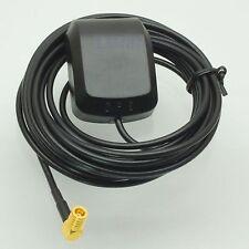 GPS Active Antenna 90° SMB jack Cable Blaupunkt VW BMW MFD MCD RNS2 Audi Navi