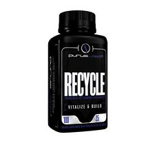 Recycle by Purus Labs- Hormone Exhilirator - Vitalize and Build (100 Capsules)