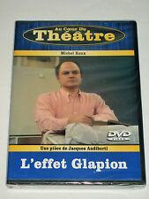 L'Effet Glapion - AU COEUR DU THEATRE  (Michel Rouix) DVD neuf
