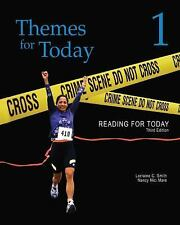 Reading for Today 1: Themes for Today