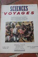 Sciences et Voyages - N°82 - NOVEMBRE 1942 - LE GANGE GONGS TAM TAM D'AIRAIN