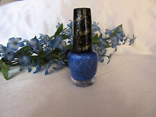 OPI NAIL POLISH - Kiss Me At Midnight E22 Mariah Carey Holiday Liquid Sand