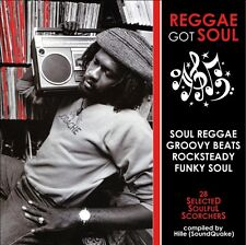 REGGAE GOT SOUL MIX CD VOL 1