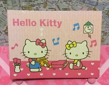 A Very Rare Sanrio 1976, 2008 Hello Kitty Japanese Organizer Sticker Book
