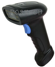2D QR Image Handheld Durable CMOS Fast Speed Barcode Scanner Support USB Port