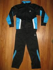 YOUTH Medium NIKE Air Jordan Full Zip Track Suit Jacket & Pants