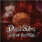Paul Sabu - Call Of The Wild SEALED (Kidd Glove, Only Child)