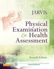 Physical Examination and Health Assessment by Carolyn Jarvis (2015, Hardcover, …
