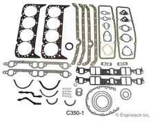 Chevy 283 302  307 327 350 383 Gasket set SBC small block overhaul 1959-1985