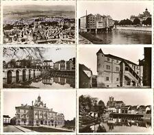 1930s Meaux France City Hall Old Chapter Mills of Scale Marne Cathedral Photos 6