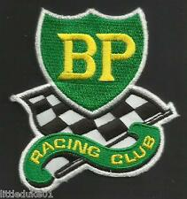 """BP"" PATCH EMBROIDERED FORMULA 1 F1 Promo Service Station OIL PETROL MOTORCYCLE"