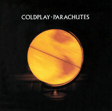 Parachutes by Coldplay (CD, Jul-2000, EMI  YELLOW  Chris Martin.