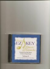 "EZ KEY KARAOKE, CD ""VOL. 8"" PRODUCED BY BEN SPEER, NEW SEALED"