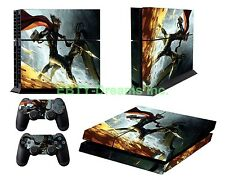 Thor Loki Marvel Universe Avengers Skin Sticker Decal Protector Playstation PS4