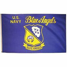 3x5 US Navy Blue Angels Flag 3'x5' Banner Brass Grommets