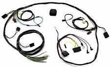 Mustang Head Light Wiring Harness With Tach 1969 - Alloy Metal Products