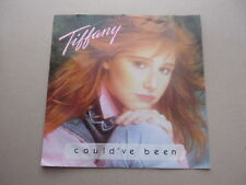 "TIFFANY - Could've been - 7"" Single - EX"