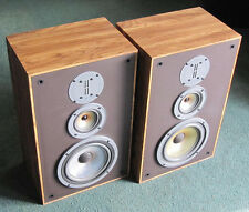 Rare Vintage Infinity RS 7b 3-Way Speakers With EMIT Tweeters
