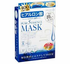 Japan Gals Pure 5 Essence Hyaluronic Acid Maintain Elasticity Mask