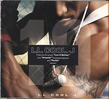 LL COOL J - Io - CD 2002 NEAR MINT CONDITION