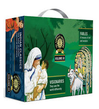 Amar Chitra Katha Collection Vol. III- Brand New Box Set in English-Illustrated