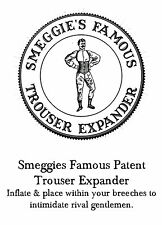 Smeggie's Famous Trouser Expander ~ Crude Adult Novelty Gift