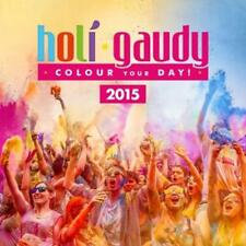 Various - Holi Gaudy 2015 (The Official Festival Compilation) - CD