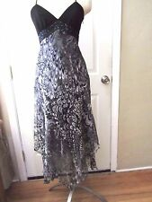 "LAUNDR BY SHELLY SEGAL"" SILK DRESS  SIZE-S 100% SILK MADE IN CHINA"