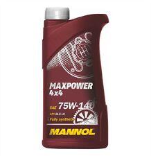 1Liter MANNOL Maxpower Getriebeöl API GL 5 GL-5 LS 75W140 75W-140  SG10200 JEEP