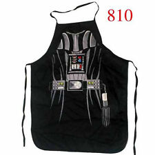Novelty Funny Star Wars black fighters Darth Vader DINNER PARTY COOKING APRON