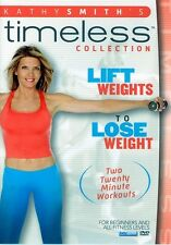 Kathy Smith: Lift Weights to Lose Weight (2012, DVD NIEUW)