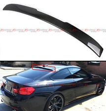 2014-2016 BMW F32 428i 435i 4 SERIES COUPE CARBON FIBER REAR ROOF SPOILER WING