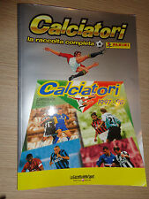 ALBUM PANINI CALCIATORI LA RACCOLTA COMPLETA 1997/98 1998 GAZZETTA DELLO SPORT
