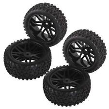 RC 1:10 Off-Road RC Car 66016 Front 66036 Rear Wheel Rim & Rubber Tyre Tire