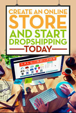 DROPSHIPPING MADE EASY | PDF Ebook |+ BONUS: 3 FREE book about drop shipping