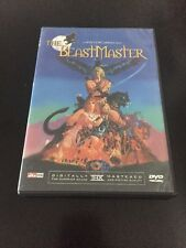 THE BEASTMASTER DVD ANCHOR BAY VERSION MARC SINGER