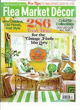FLEA MARKET DECOR, WELL STYLED HOME,   MARCH / APRIL, 2016    286 FRESH IDEAS