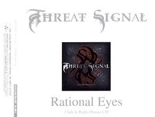 Threat Signal ‎– Rational Eyes (PROMO CD Single 2006)