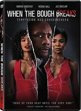 When the Bough Breaks (DVD 2016) NEW* Drama, Horror, Mystery* NOW SHIPPING !