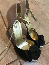 Kate Spade Beautiful Stilleto Shoes!size 9.5!EUC!
