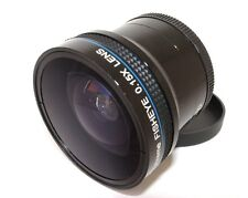 Pro Hi Def 0.15x X-treme Fisheye Lens For Pentax K-3 K-3 II (For 18-135mm Lens)