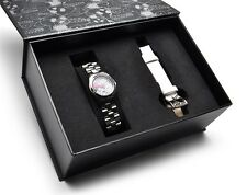 NWT Marc Jacobs Women Watch 10th Anniversary self changeable Strap Box MBM9028