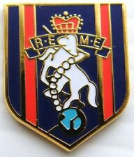 Royal Electrical and Mechanical Engineers reme british army lapel badge  REME