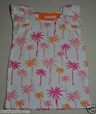 Gymboree girl size 6 NWT palm tree tee shirt top girls tank top