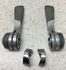 SHIMANO EXAGE SHIFTERS 6 SPEED BRAZE ON INDEX OR FRICTION