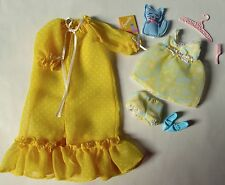 SILKSTONE KITTY CORNER  FRANCIE BARBIE NIGHTTIME SLEEP OUTFIT OUTFIT ONLY