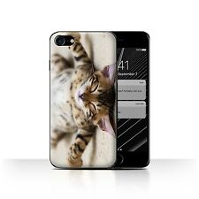 STUFF4 Back Case/Cover/Skin for Apple iPhone 7/Cute Kittens