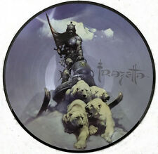Frazetta Picture Disc LP -Metal Comp - CIRITH UNGOL Nasty Savage Armored Saint +