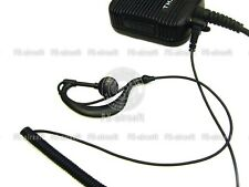 Speaker Hand Mic Earphone C for Thales OTTO EF Johnson Harris Radio(Mbitr,PRC148